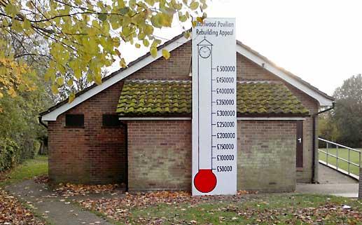 Charlwood Pavilion Charlwood And Hookwood